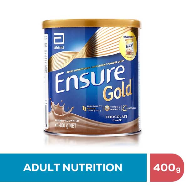 Ensure-Gold-Chocolate-400g-CAN